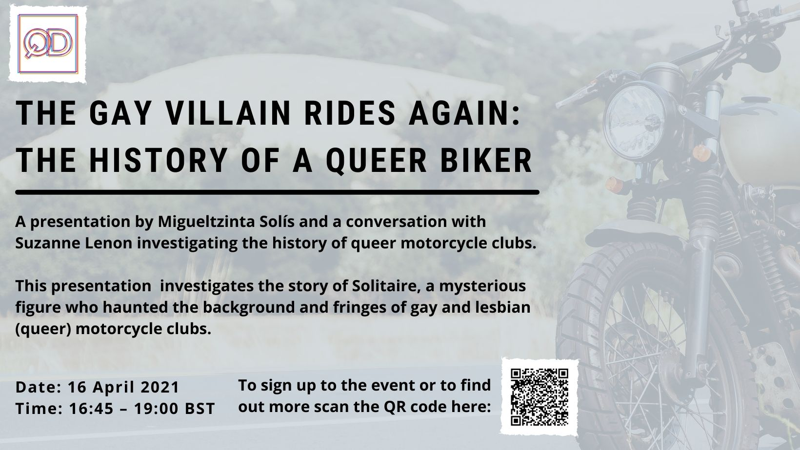The Gay Villain Rides Again_ The History of a Queer Biker